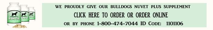 Order NuVet online